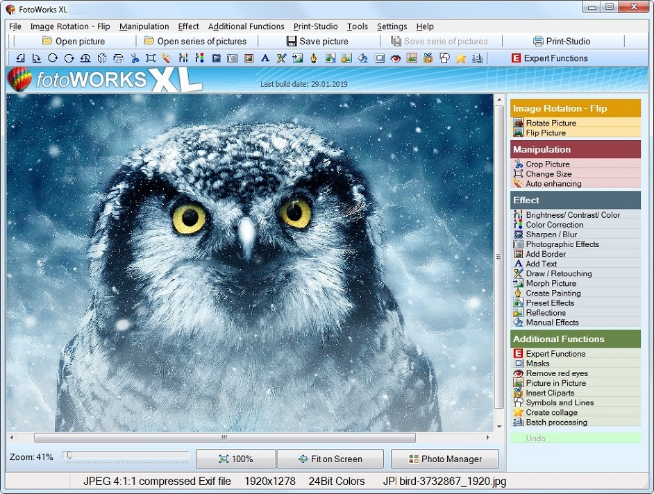 Top Photo Editing Software to Edit Photos for Windows - Free Download