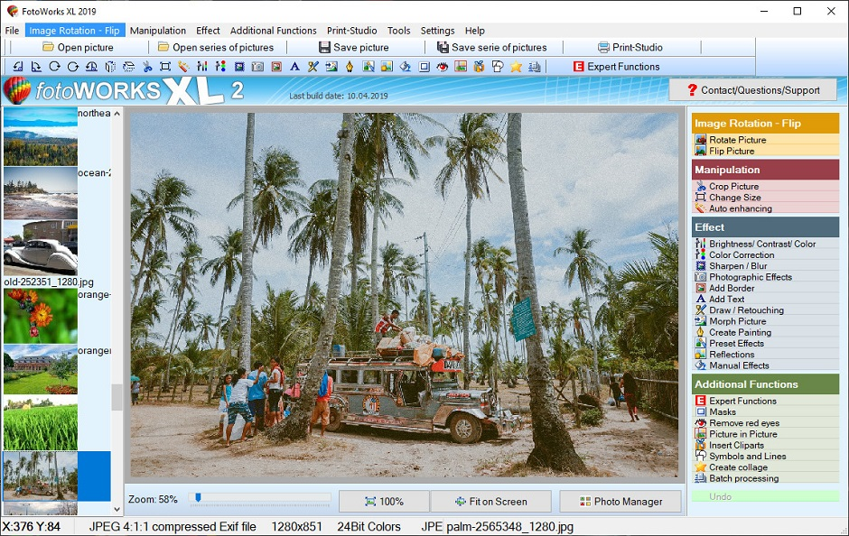 OFFICIAL] Photoworks 2019 - Photo Editing Software - Free